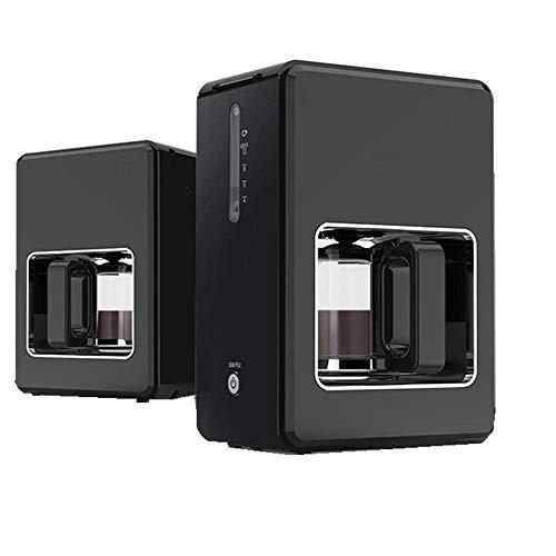 HaoLi Machines à café Machines à café Machine à café Goutte à Goutte ménagère Mini cafetière Thé infusé américain
