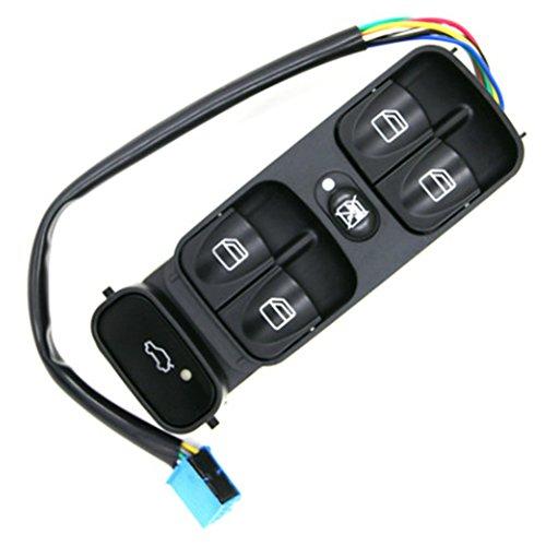 Interrupteur de lève-vitre NNAA pour Mercedes Classe C W203 C180 C200 C220 OEM # A2038210679