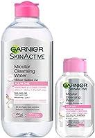 Garnier Micellar Classic Water Face Eyes, 400 + 100 ml