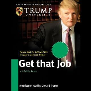 Get that Job cover art