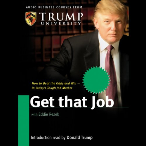 Get that Job cover art