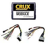 CRUX SOOCR-26 Radio Replacement Interface for Select Chrysler/Dodge/Jeep Vehicles