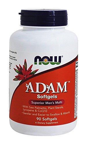 Now Foods - Adam Superior Men'S Multi 90 Softgels