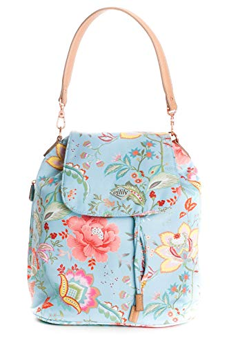 Oilily Color Bomb Backpack S Turquoise