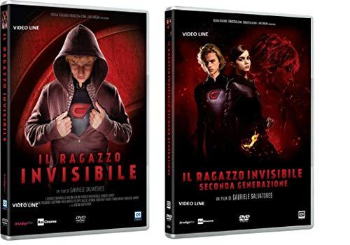 Dvd Il Ragazzo Invisibile - Prima / Seconda Generazione - (2 Film Dvd) Edizione Italiana