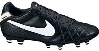 Nike Tiempo Mystic IV FG Mens Football Boots Soccer Cleats 454309 012 Firm Ground