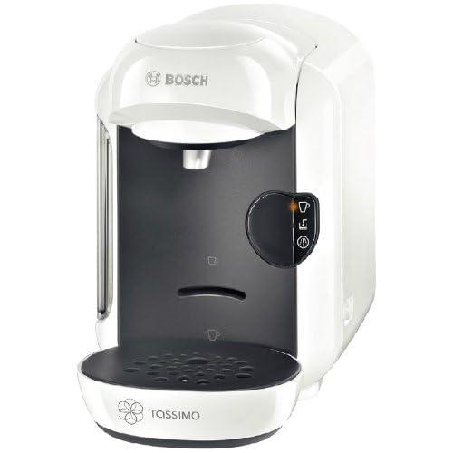 Bosch TASSIMO Vivy - Máquina multibebida, 1300 W, sistema multibebida totalmente automática, depósito
