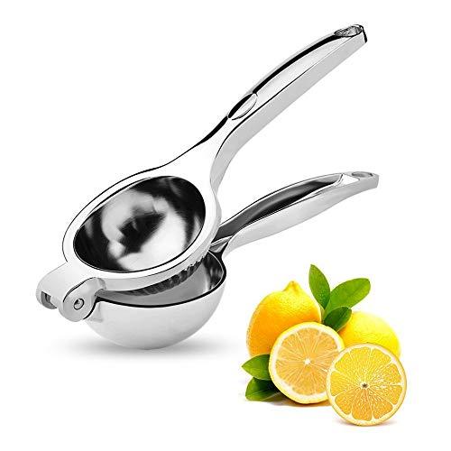 DY_Jin Exprimidor de limón para Prensa de Uso rudo, Exprimidor Manual de Lima Manual - Exprimidor de limón para Jugo de Mano de Lima, Exprimidor de cítricos de Prensa(L(22.5 CM Lenth))