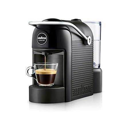 Lavazza a Modo Mio, Macchina per Caffé Jolie, 10 bar, per capsule Lavazza A Modo Mio, Nera