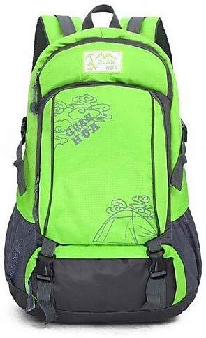 Sac à Dos 40L L Sac à Dos Camping & Randonnée/Voyage Outdoor Etanche/Zip étanche/Respirable Jaune/Vert/Rouge/Noir/Bleu Nylon OEM