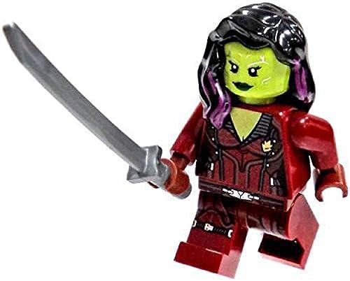 LEGO uper Heroes Guardians of the Galaxy Minifigur - Gamora (76021)