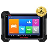 Autel Scanner MK908P(MS908S PRO with 2 Year Free Update (MS908P MaxiSys Pro Upgraded, Same as Elite) J2534 ECU Programming, Coding, Bi-Directional Control, Full Systems Diagnoses, 25 Service Fuctions