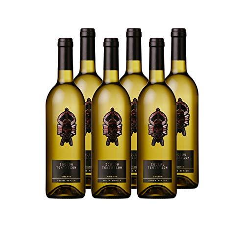 Zoulou Tentation - Chenin - Vin d'Afrique du Sud - Vin...
