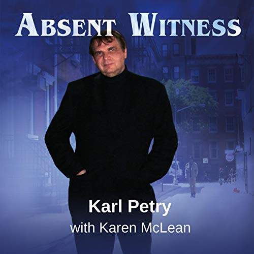 Absent Witness audiobook cover art