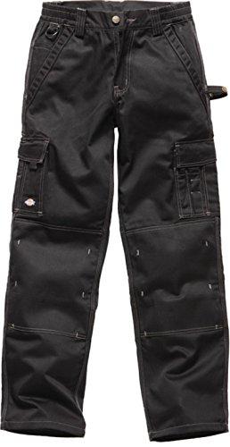 DICKIES Bundhose Arbeitshose schwarz IN30030 bk (52, Special Black)