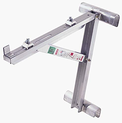 Werner AC102002 Long Body Aluminum Ladder Jacks for Stages up to 20Inch Width Pair