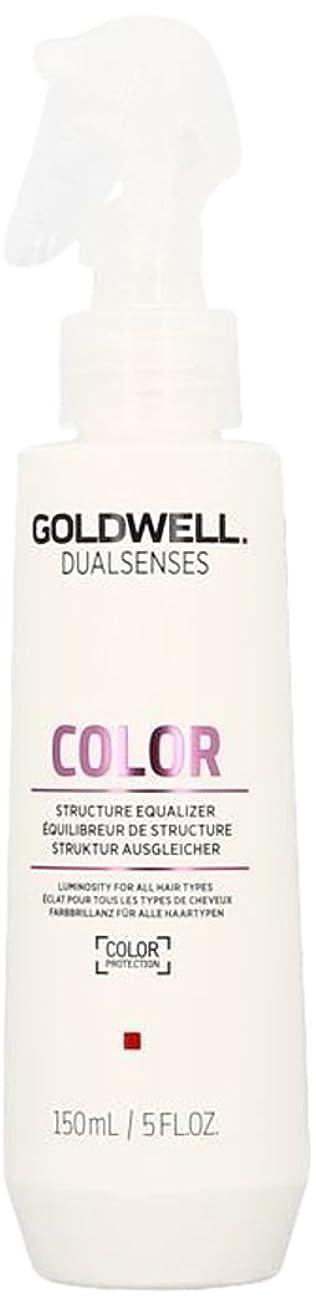 派生する合唱団床を掃除するゴールドウェル Dual Senses Structure Equalizer (Luminosity All Hair Types) 150ml/5oz並行輸入品