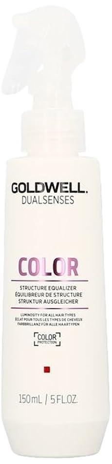 人質哲学者規定ゴールドウェル Dual Senses Structure Equalizer (Luminosity All Hair Types) 150ml/5oz並行輸入品