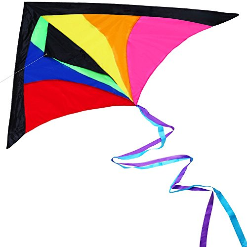 Anpro Huge Colorful Kite for Kid...