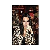 Modell Poster Kendall Jenner 31 Leinwand Poster