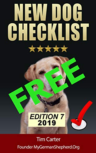 NEW DOG CHECKLIST (New Dog Series Book 5)