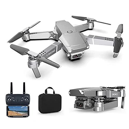 MAFANG® 4K Drohne Mit Kamera Faltbare FPV Drohne Für Erwachsene, Lichtpositionierung, Handgestenfotografie, Bahnflug, 3D Flips, Fotofilter, Kopfloser Modus, Für Erwachsene Und Anfänger