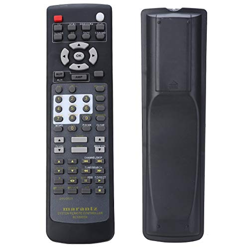 Calvas 1 mando a distancia RC5300SR 1 canal amplificador remoto para sistema...