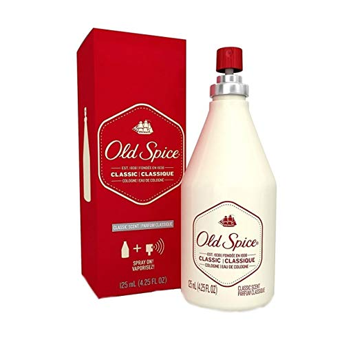 3 pack - Old Spice - Colonia en espray de 4,25 oz
