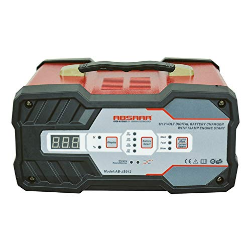 Absaar AB-JS012 Batterieladegerät mit Starthilfe