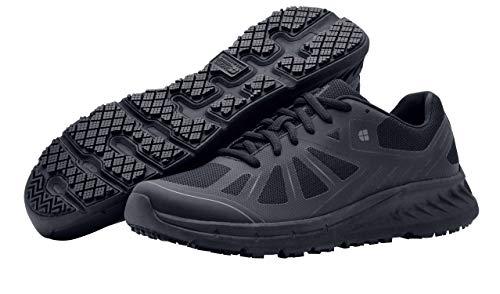 Shoes for Crews 22782-39/6 Style Endurance II męskie buty antypoślizgowe, rozmiar 6, czarne - certyfikat bezpieczeństwa EN