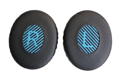 Almohadillas de repuesto cojín de piel Para Bose SoundTrue Bose SoundLink sobre 2OE2OE2i Auriculares