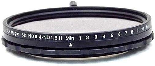 Updated Version 62mm Fader ND Mark II Filter