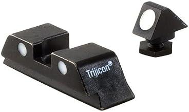 Trijicon GL05 Bright & Tough Steel Sight Set for All Glock Models, NO TRITIUM