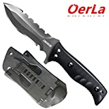 Best Boot Knives - Oerla Tactical OL-0021SD Fixed Blade Knives Outdoor Duty Review