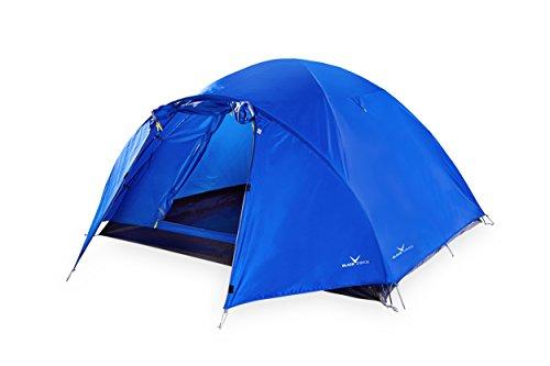 Black Crevice Zelt Tamaro für 4 Personen, blau, One Size