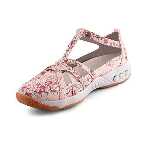 Therafit Danielle Women's Casual Shoe 38/7.5-8 / Pink Floral