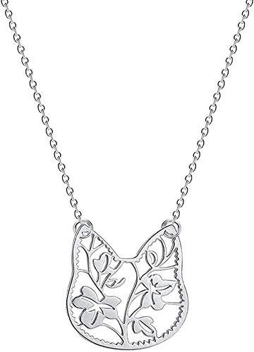 NC83 Collar de acero inoxidable para mujer, collar de fase lunar para mujer, joyería de galaxia, estrella fugaz, colgante de esmalte de luna, collar de oro, regalo