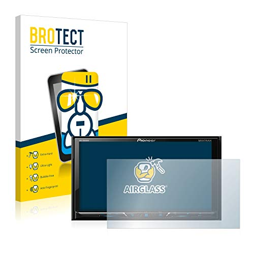 BROTECT Protector Pantalla Cristal Compatible con Pioneer AVH-Z5000DAB...