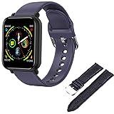 LWP 2021 R7 Smart Watch Men, IP68 A Prueba De Agua B57 Pro Ejercicio Monitor De Ritmo Cardíaco Damas Tracker Smartwatch para Android iOS PK W4 P8,D