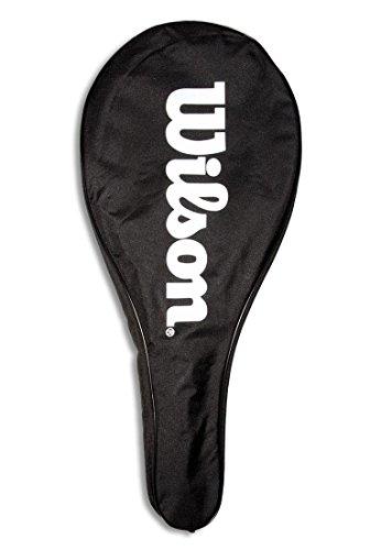 Wilson pista de tenis cubierta de la caja del bolso de la raqueta