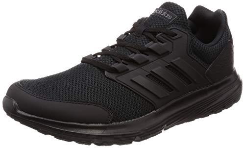 adidas Herren Galaxy 4 Laufschuhe, Schwarz (Core Black), 42 EU