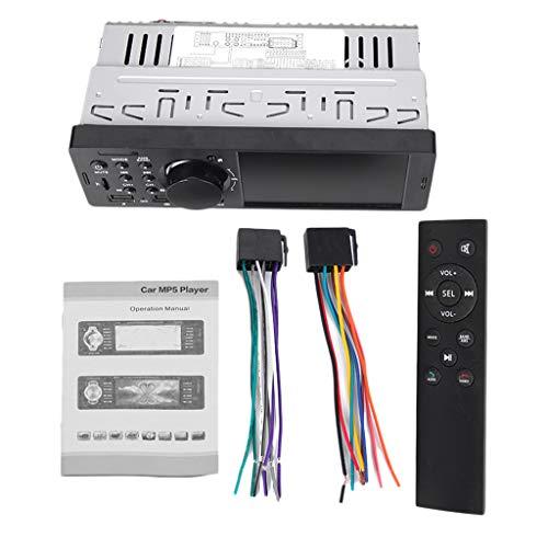 prasku 4'Bluetooth 1 DIN USB FM Audio HD Car Stereo Radio Video MP5 Player 7805