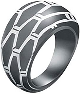 Calvin Klein Abstract Ring For women
