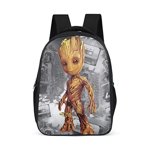 Baby Groot - Mochila para niños y adultos, regalo para niños y niñas