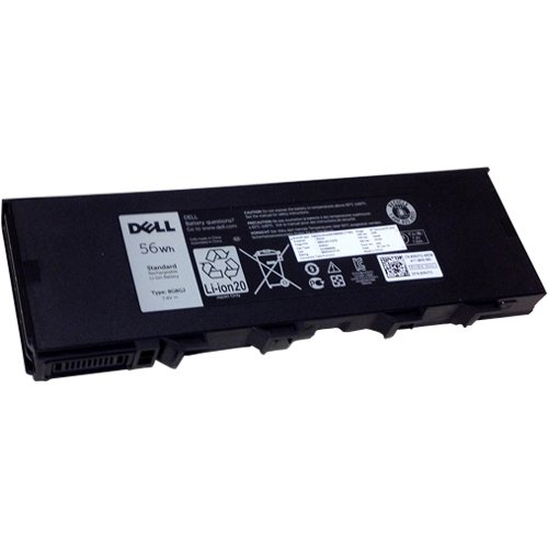 Dell 451-BBJJ 4 Cell 56W Li-Ion Primary Laptop Akku für Latitude 12 Rugged Extreme 7204/14 Rugged Extreme 7404