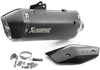 Akrapovic Silencer (Black) KTM 1090/1290 ADV 2017 6070597900033