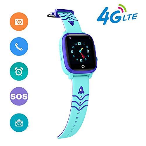 Kinderen Smart Horloge Met GPS LBS Dubbele Positionering Tracker Telefoongesprek Waterdicht Smart Horloge Voor Kinderen SOS Games Camera Stappenteller Voor 3-12 Jaar Oude Kinderen