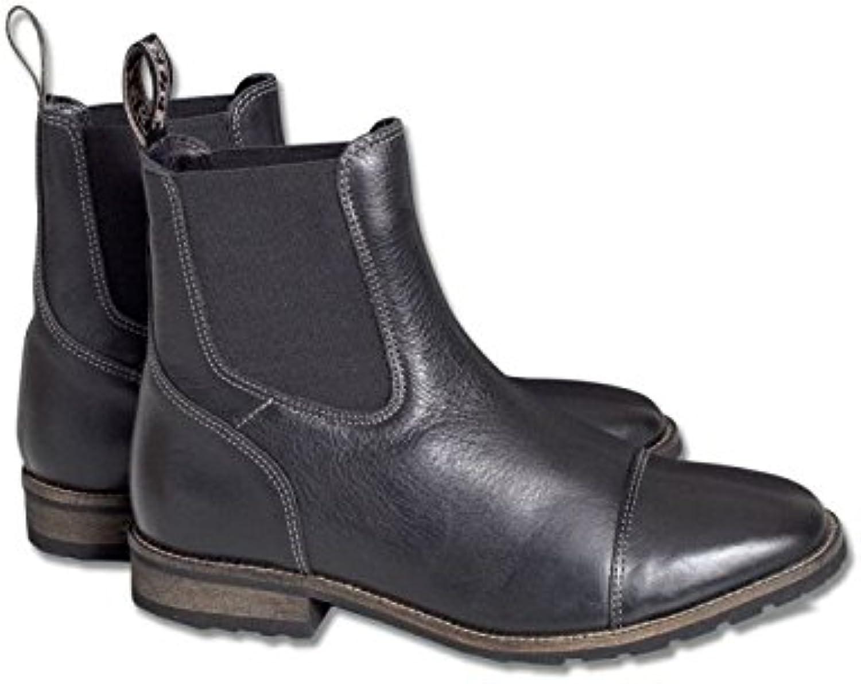 Waldhausen (AL) Jodhpurstiefelette Santa Fe, schwarz, schwarz, Gr.36, schwarz, 36  Ladenverkauf Outlet