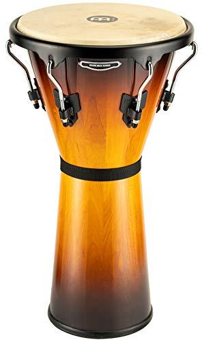 "MEINL Percussion マイネル ジャンベ Headliner Series Wood Djembe 12 1/2"" Vintage Sunburst HDJ500VSB 【国内正規品】"