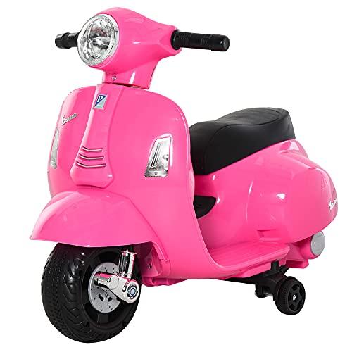homcom Moto Elettrica per Bambini con Licenza...